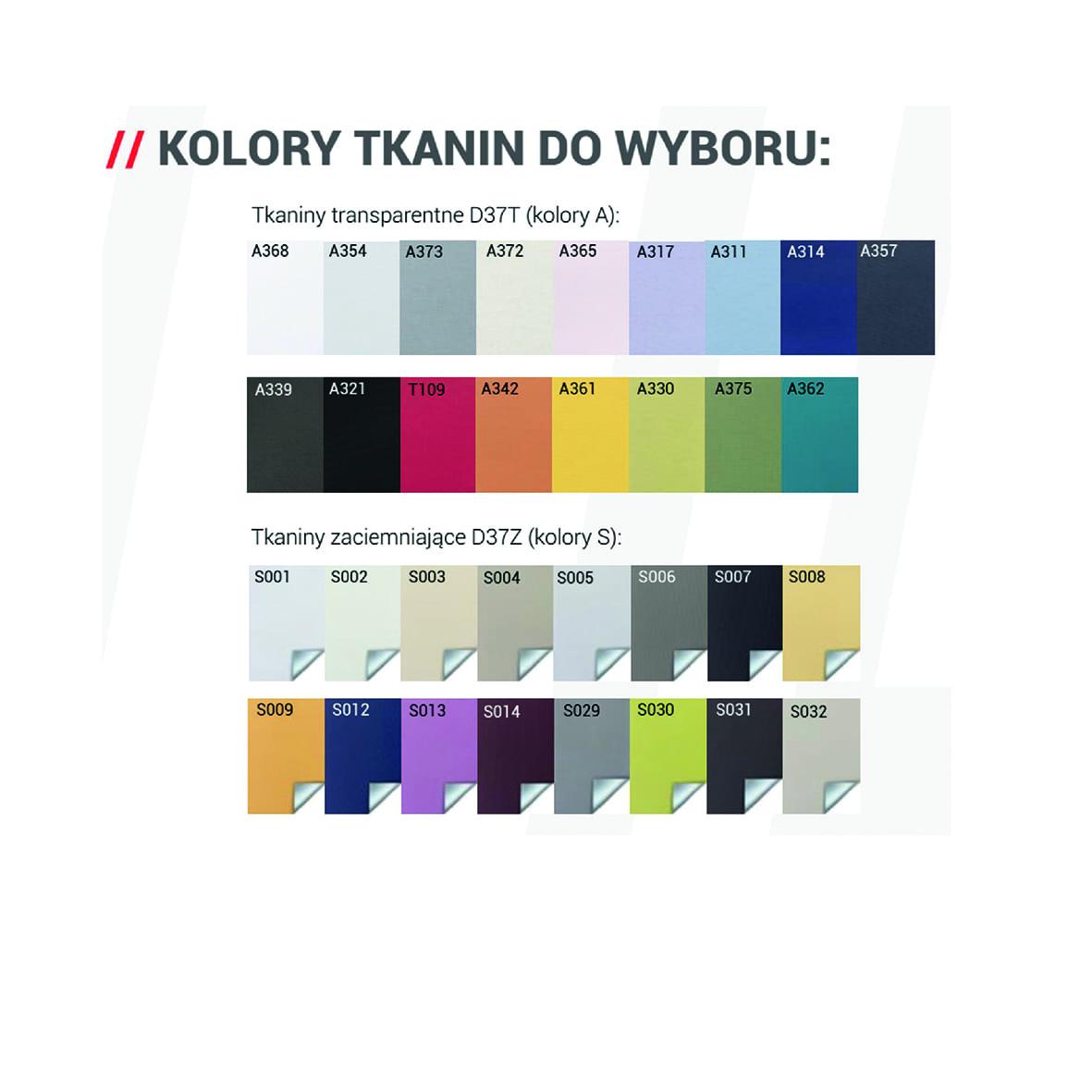 Rolety1 Roleta MULTISTOP D37/D37W