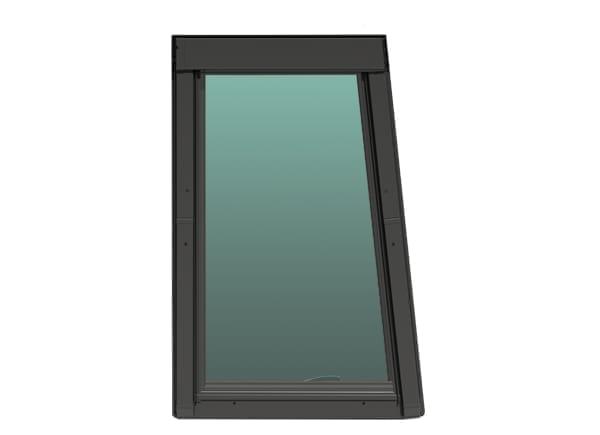 o-trapezowe Okna niestandardowe  Okna renowacyjne