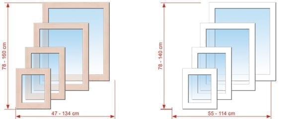 fenetres non standard okpol. Black Bedroom Furniture Sets. Home Design Ideas