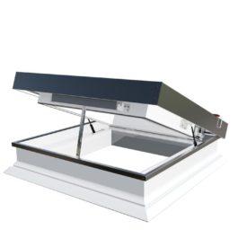okno do dachu płaskiego otwierane PGC A1