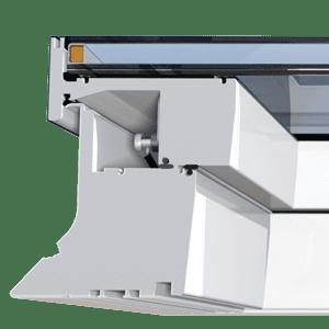 okna na dach płaski OKPOL - stolarka PGC