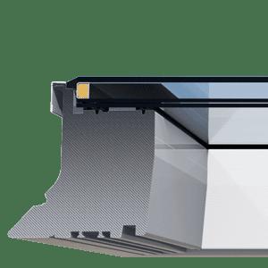 okna na dach płaski OKPOL - stolarka PGX