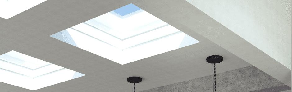 okna na dach płaski OKPOL