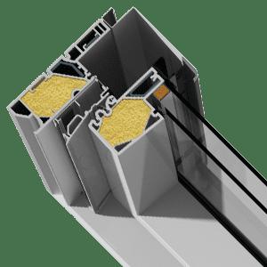 okna wysokoosiowe OKPOL - stolarka IGH