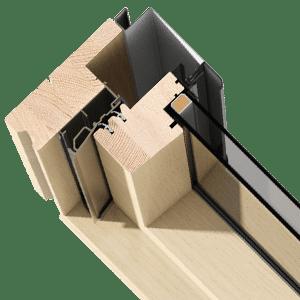 okna wysokoosiowe OKPOL - stolarka ISH