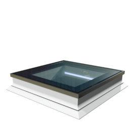 Okno do dachu płaskiego - PGX A1 led