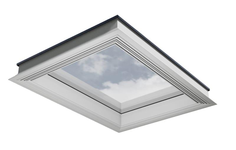4.5 Sferyczne okno na dach płaski
