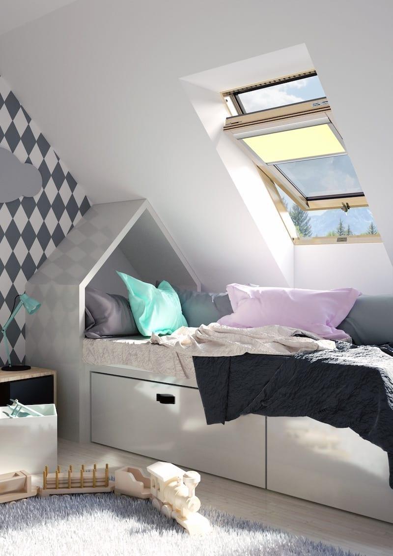 6.1 Ciepłe okna dachowe – normy, parametry, montaż