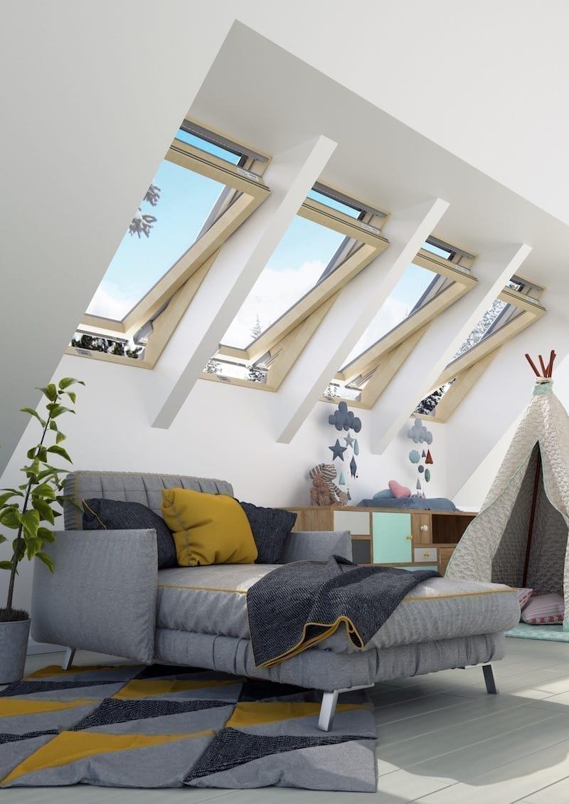 6.2 Ciepłe okna dachowe – normy, parametry, montaż