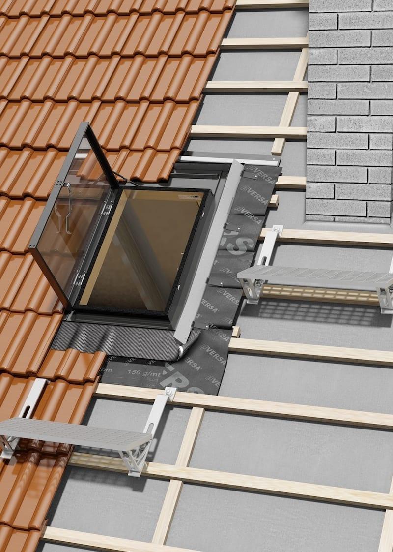 8.2 Wyłazy dachowe – bezpieczne wyjście na dach