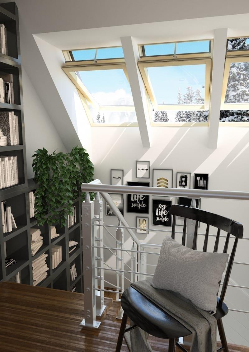 9.1 Wygodne okna dachowe – jaki rodzaj okien wybrać