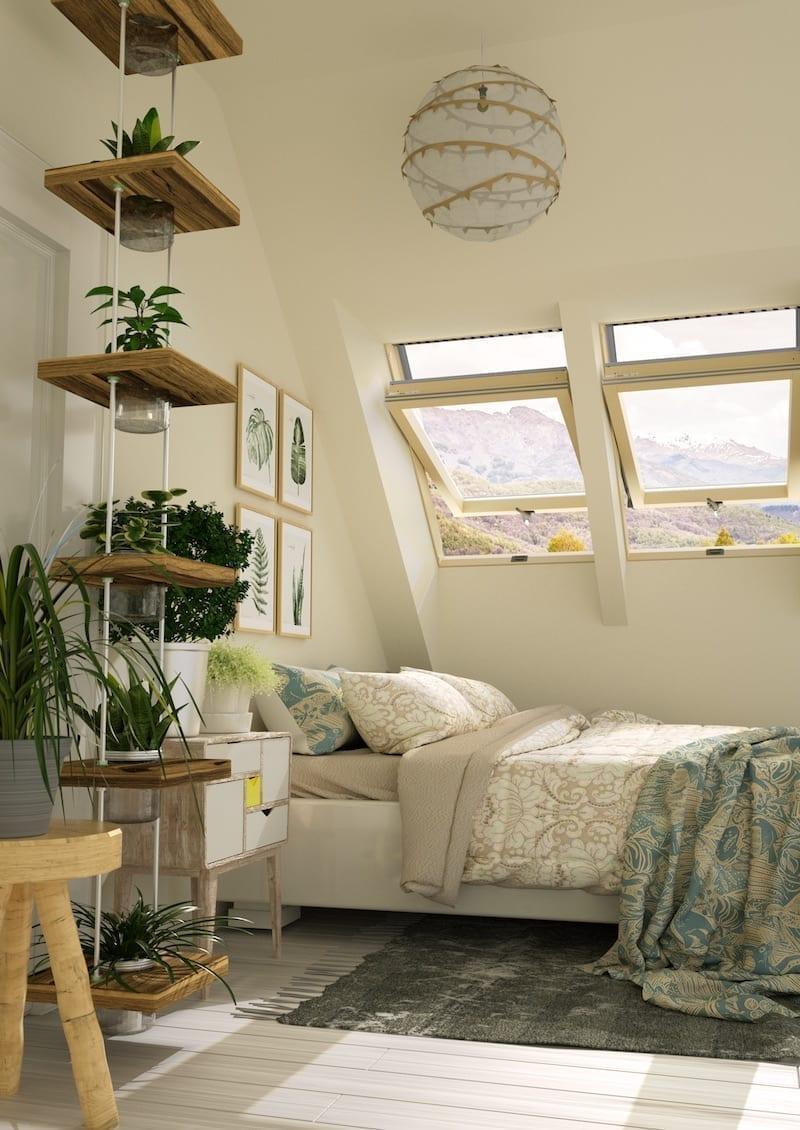 9.2 Wygodne okna dachowe – jaki rodzaj okien wybrać