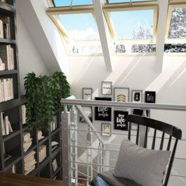 ISC-w-zespoleniu-schody_xs-265x265_c Okna dachowe – zasady prawidłowego usytuowania w dachu