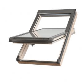 okno dachowe drewniane ISO