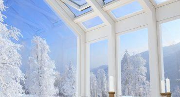 okno dachowe PVC elektryczne IGC1V I22