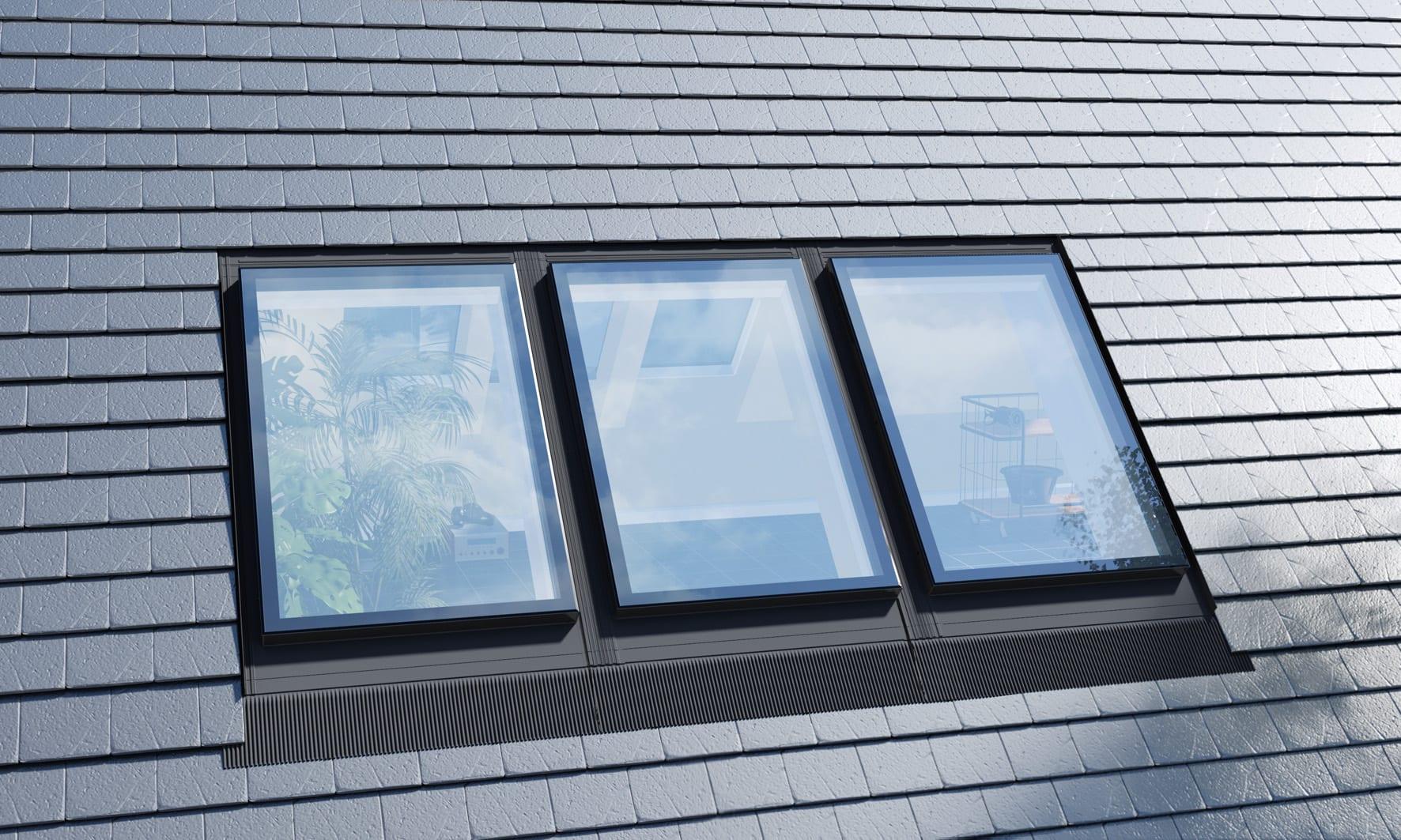 zespolenie okien w poziomie IGX