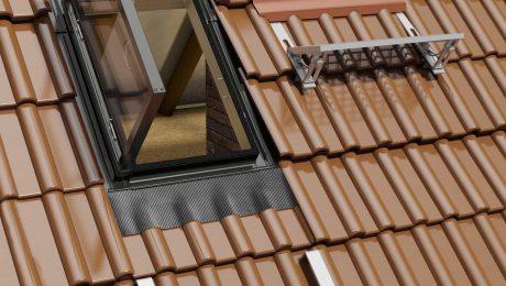 wyłaz dachowy drewniany WVD